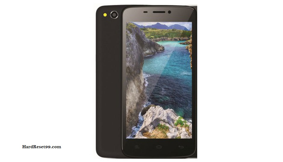 Gionee Pioneer P5L Hard reset, Factory Reset and Password Recovery