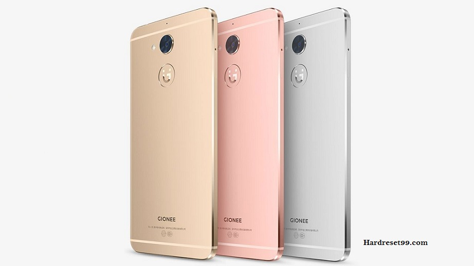 Gionee S6 Pro Hard reset, Factory Reset and Password