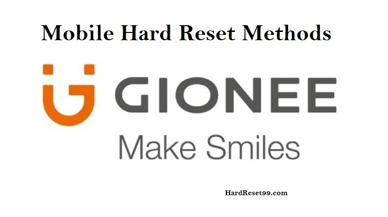 Gionee Android Mobile List - Hard reset, Factory Reset and Password Recovery