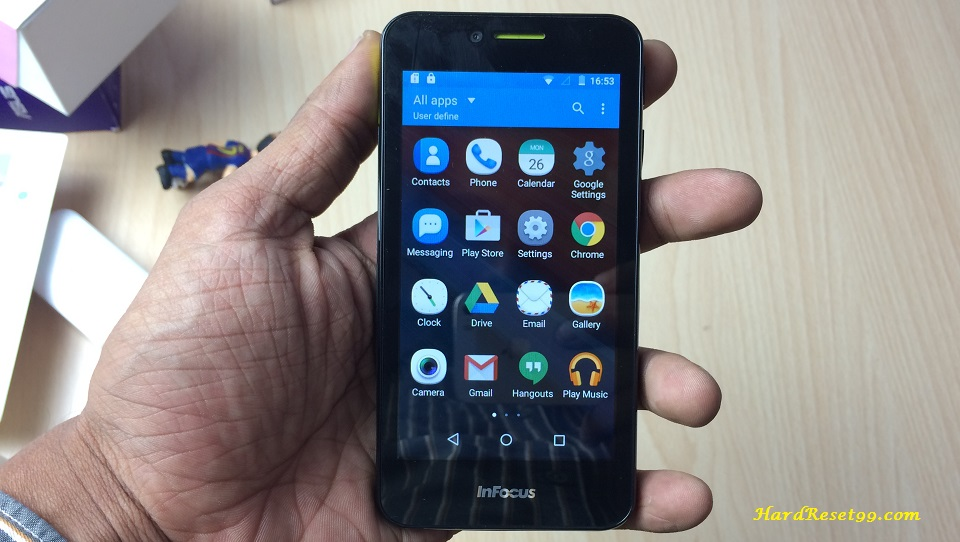 InFocus M260 Hard reset, Factory Reset and Password Recovery