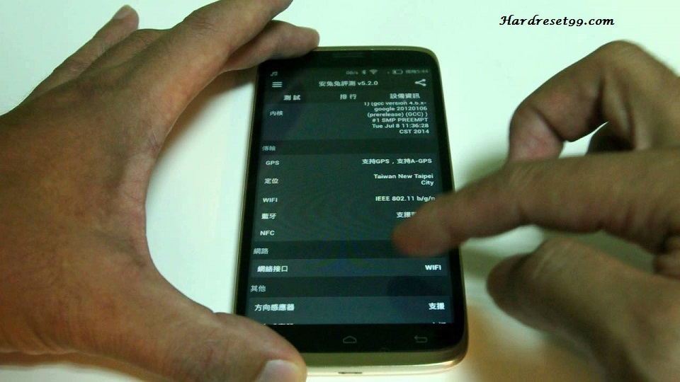 InFocus M320 Hard reset, Factory Reset and Password Recovery
