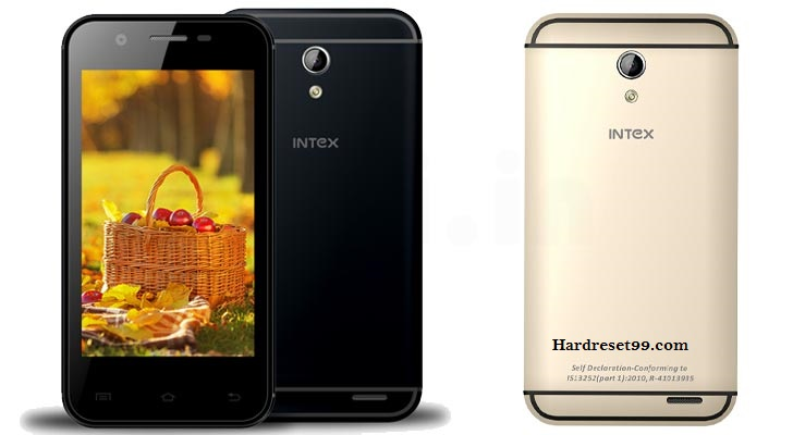 Intex aqua 3G Neo Hard reset, Factory Reset & Password Recovery