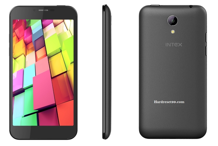 Intex aqua 4G Hard reset, Factory Reset & Password Recovery
