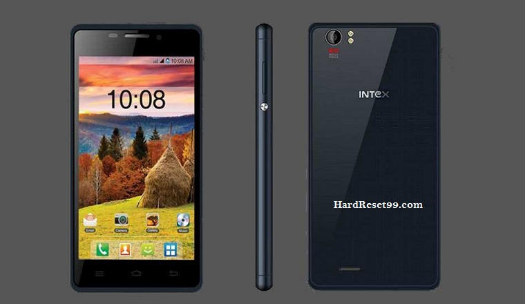 Intex aqua Desire Hard reset, Factory Reset & Password Recovery