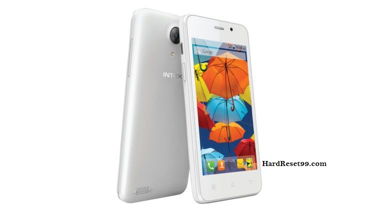 Intex aqua G3 mini Hard reset, Factory Reset & Password Recovery