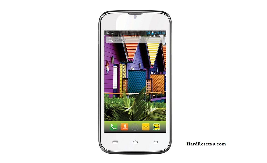 Intex aqua N4 Hard reset, Factory Reset and Password Recovery
