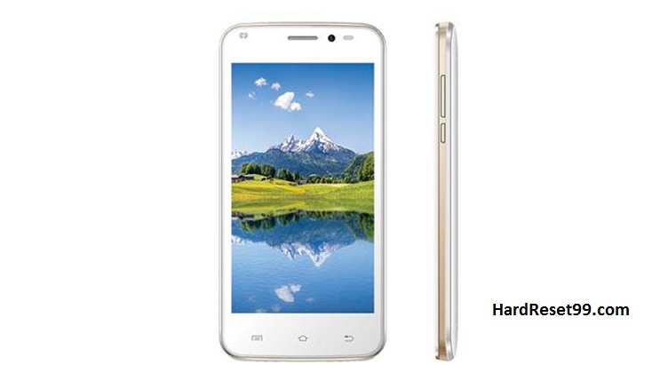 Intex aqua Q1 plus Hard reset, Factory Reset and Password Recovery