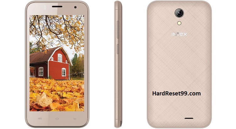 Intex aqua Q4 Hard reset, Factory Reset and Password Recovery