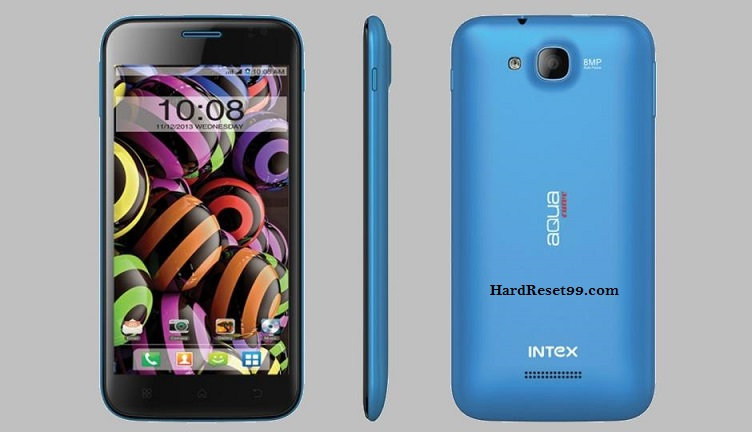 Intex aqua curve mini Hard reset, Factory Reset & Password Recovery