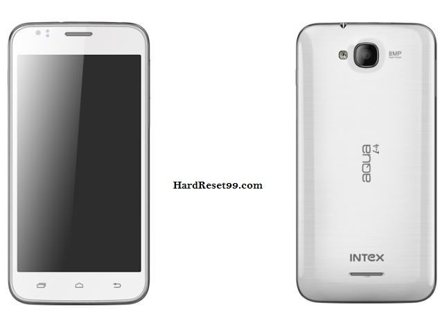 Intex aqua i-4 plus Hard reset, Factory Reset & Password Recovery