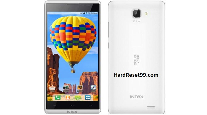 Intex aqua i5 Octa Hard reset, Factory Reset and Password Recovery