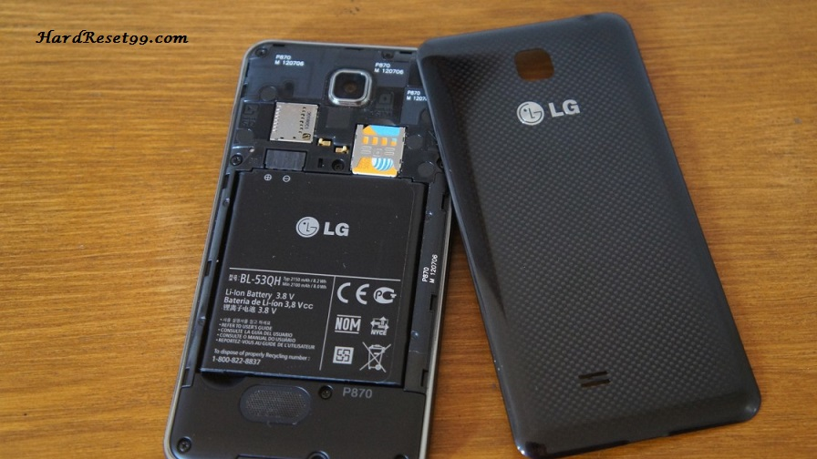 LG Escape 2 Hard reset, Factory Reset and Password Recovery
