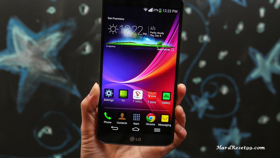 LG F3Q Hard reset, Factory Reset and Password Recovery