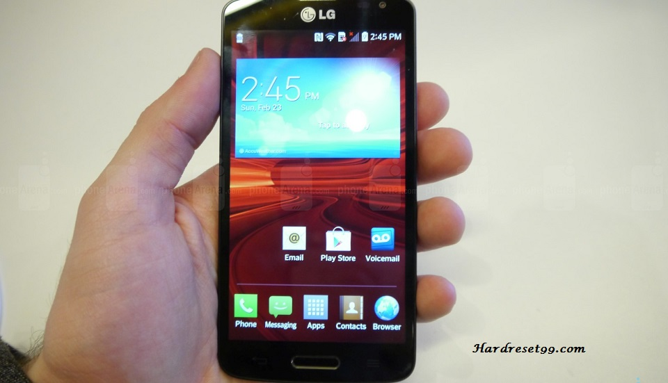 LG F90 Hard reset, Factory Reset and Password Recovery