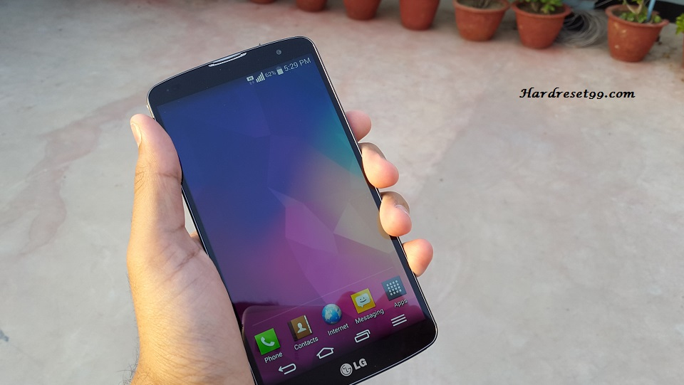 LG G Pro 2 Hard reset, Factory Reset and Password Recovery