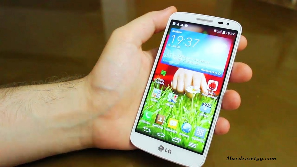 LG G2 Mini Hard reset, Factory Reset and Password Recovery