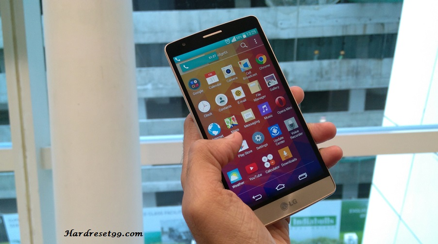 LG G3 Beat Hard reset, Factory Reset and Password Recovery