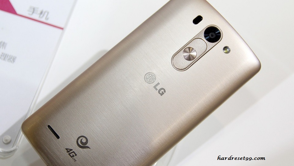 LG G3 Dual-LTE Hard reset, Factory Reset and Password Recovery