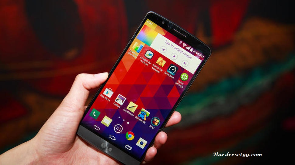 LG G3 Stylus Hard reset, Factory Reset and Password Recovery