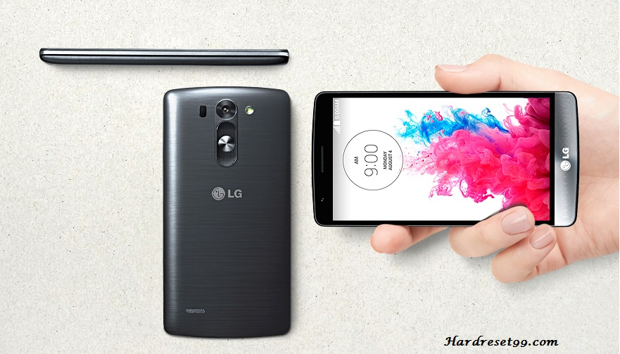 LG G3 s Hard reset, Factory Reset and Password Recovery