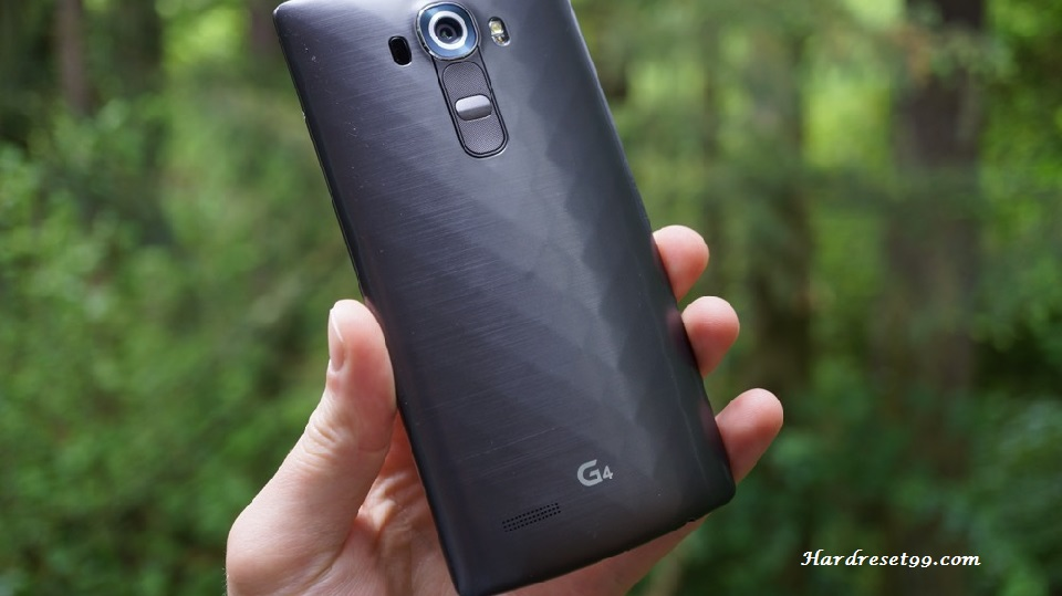 LG G4 Hard reset, Factory Reset and Password Recovery