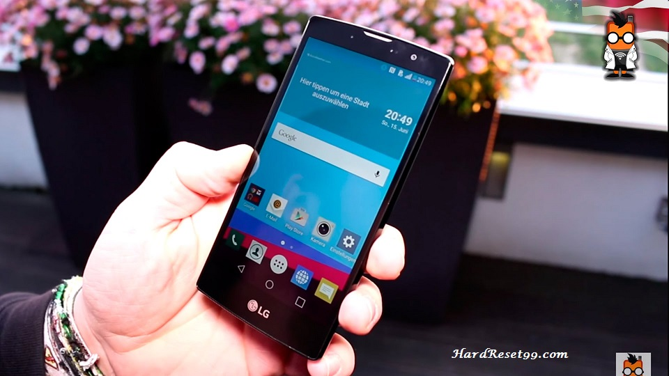 LG G4c Hard reset, Factory Reset and Password Recovery