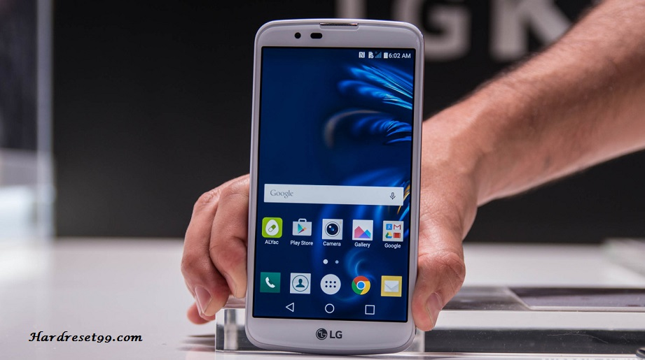 LG K10 Hard reset, Factory Reset and Password Recovery