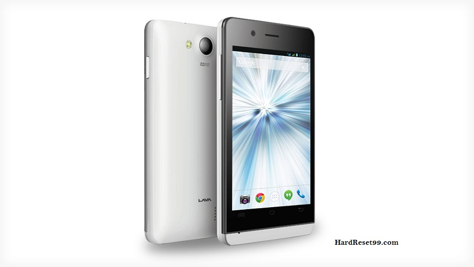 Lava Flair E2 Hard reset, Factory Reset and Password Recovery