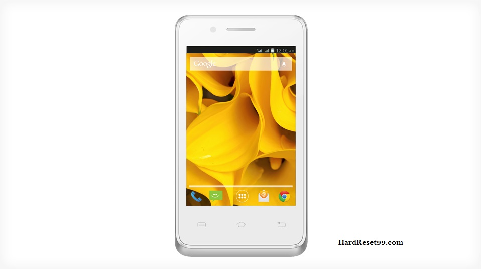 Lava Iris 350 Hard reset, Factory Reset and Password Recovery