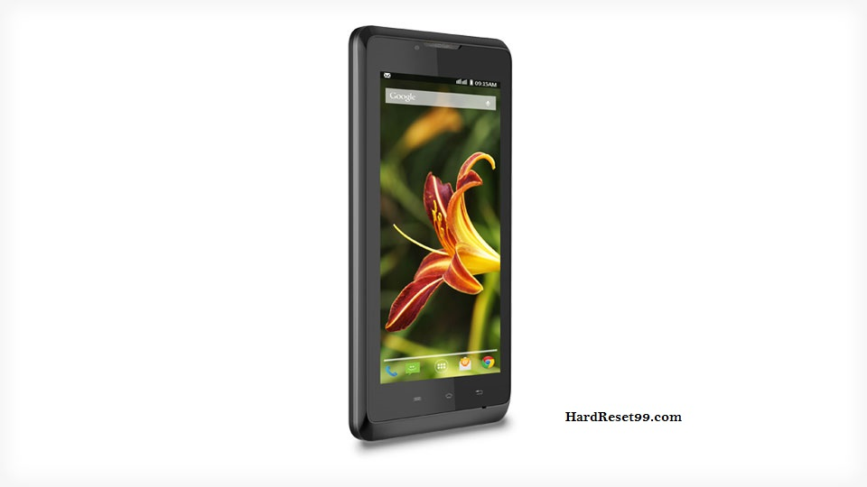 Lava Iris 401 Hard reset, Factory Reset and Password Recovery