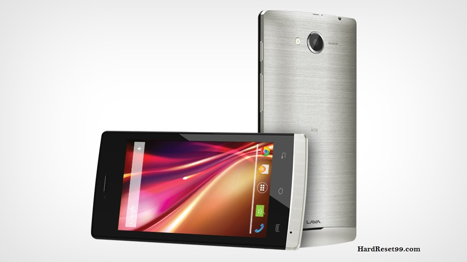Lava Iris 404 Flair Hard reset, Factory Reset and Password Recovery