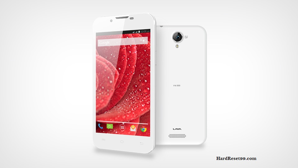 Lava Iris 404e Hard reset, Factory Reset and Password Recovery