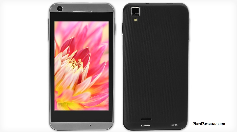 Lava Iris 405 plus Hard reset, Factory Reset and Password Recovery