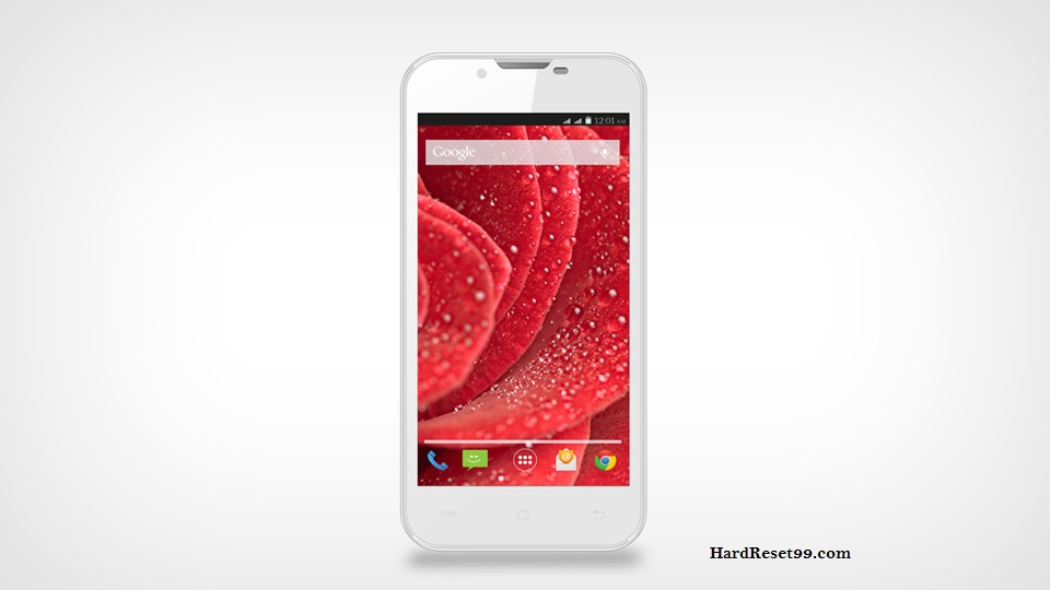 Lava Iris 500 Hard reset, Factory Reset and Password Recovery