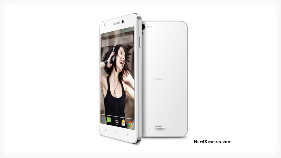 Lava Iris X1beats Hard reset, Factory Reset and Password Recovery