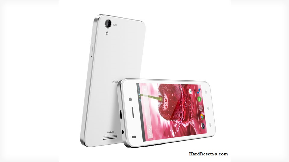 Lava Iris X1mini Hard reset, Factory Reset and Password Recovery