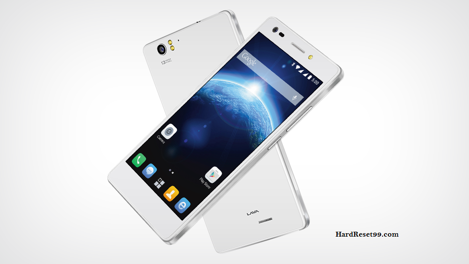 Lava Iris X5 4G Hard reset, Factory Reset and Password Recovery