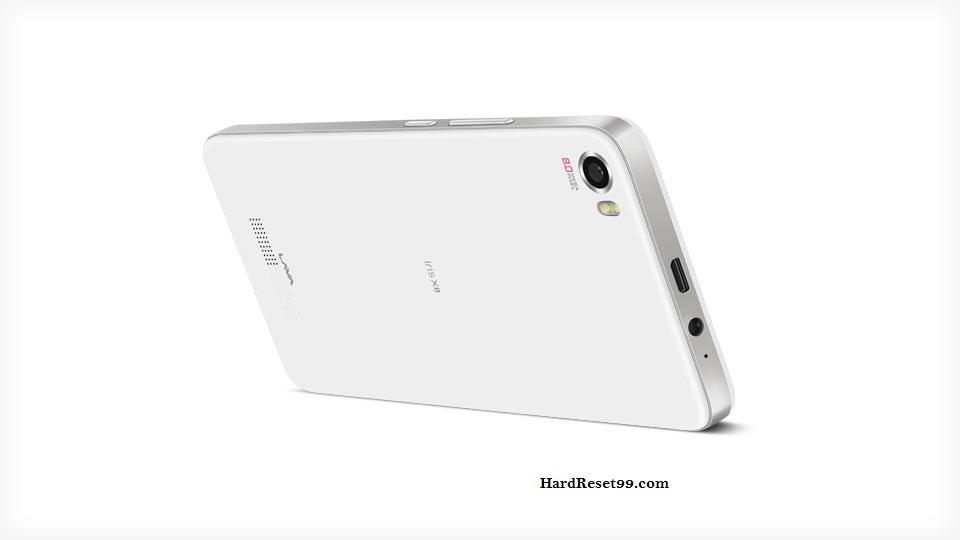 Lava Iris X8 Hard reset, Factory Reset and Password Recovery