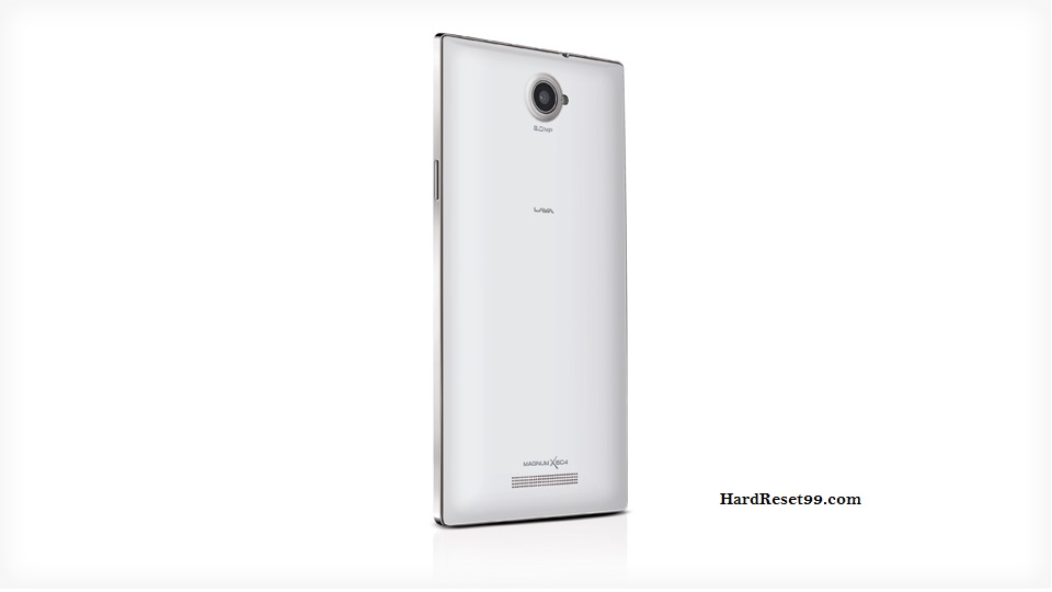 Lava Magnum X604 Hard reset, Factory Reset and Password Recovery