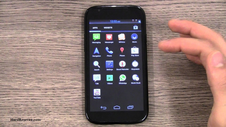 Micromax A100 Hard reset, Factory Reset and Password Recovery