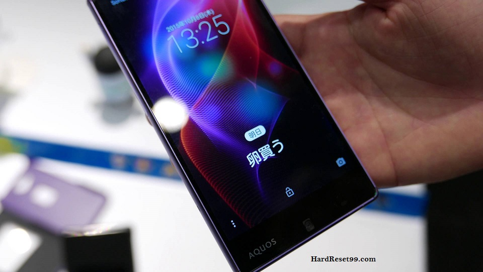 Sharp Aquos Xx-Y Hard reset, Factory Reset and Password Recovery