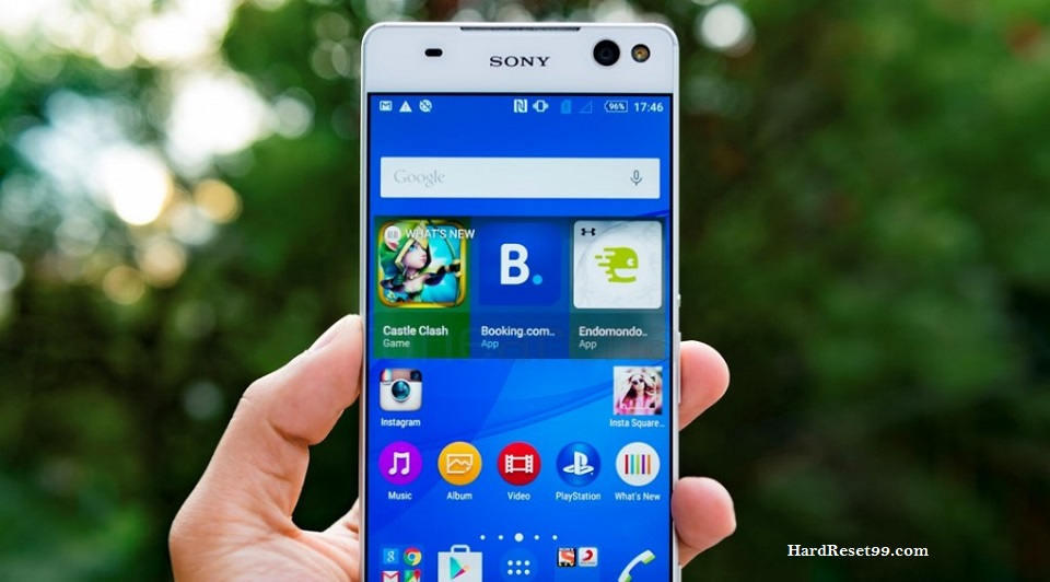 Sony Xperia C5 Ultra Dual Hard reset, Factory Reset and Password Recovery