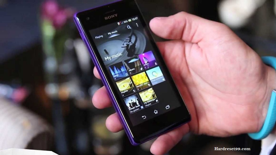 Sony Xperia M dual Hard reset, Factory Reset and Password Recovery