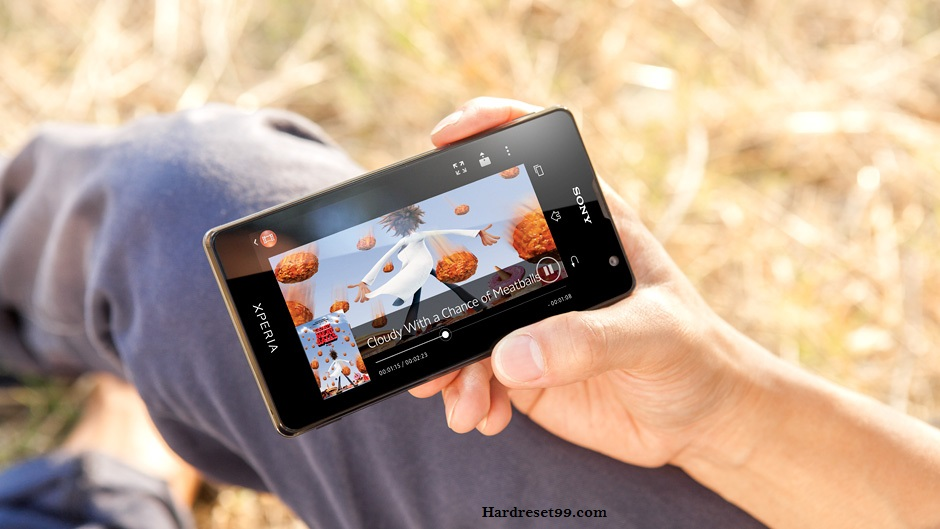 Sony Xperia TX Hard reset, Factory Reset and Password Recovery