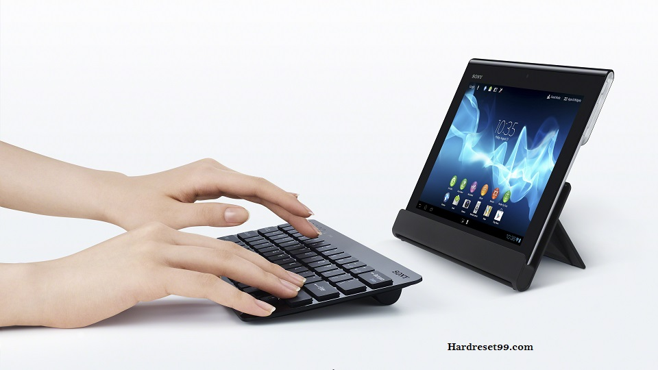 Sony Xperia Tablet S Hard reset, Factory Reset and Password Recovery