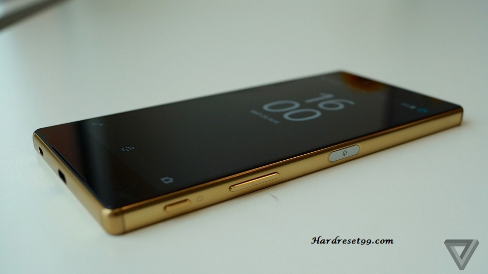 Sony Xperia Z5 Premium Hard reset, Factory Reset and Password Recovery