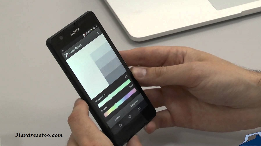 Sony Xperia ZR LTE Hard reset, Factory Reset and Password Recovery