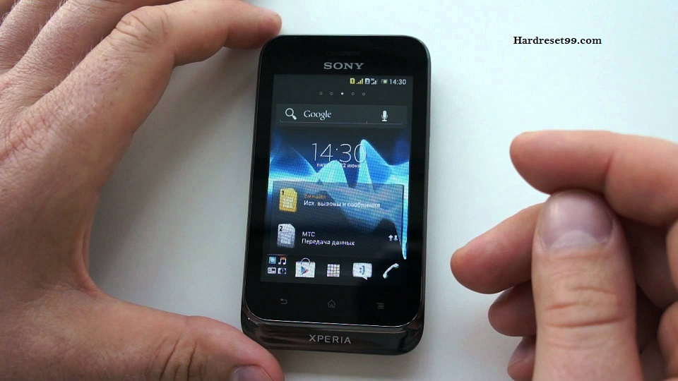 Sony Xperia tipo dual Hard reset, Factory Reset and Password Recovery