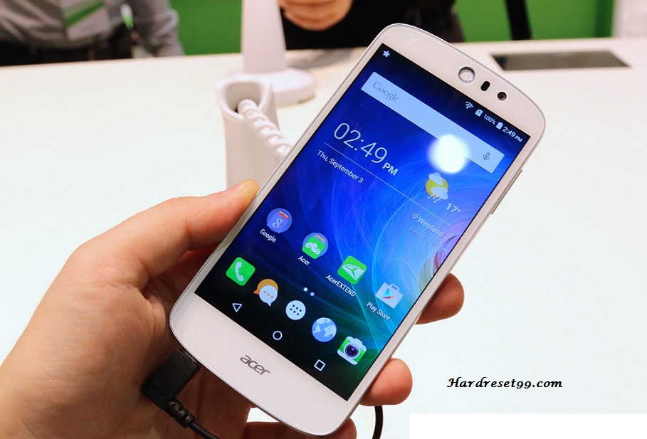 Acer Liquid Z320 Hard Reset Factory And Password Recovery