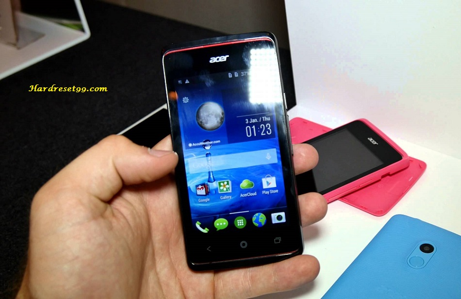 Acer Z200 Hard Reset Factory And Password Recovery